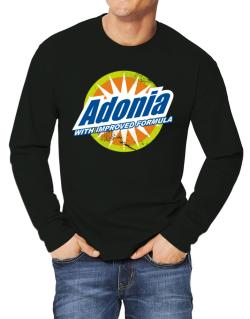 Adonia - With Improved Formula Long-sleeve T-Shirt