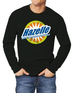 Hazelle - With Improved Formula Long-sleeve T-Shirt