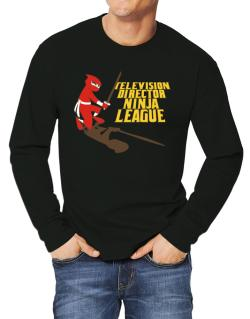 Television Director Ninja League Long-sleeve T-Shirt