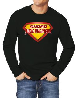 Super Audio Engineer Long-sleeve T-Shirt