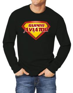 Super Aviator Long-sleeve T-Shirt