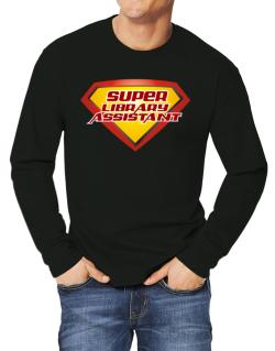 Super Library Assistant Long-sleeve T-Shirt