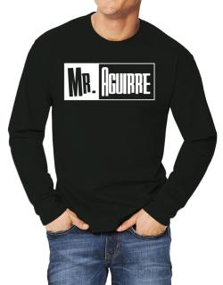 Mr. Aguirre Long-sleeve T-Shirt