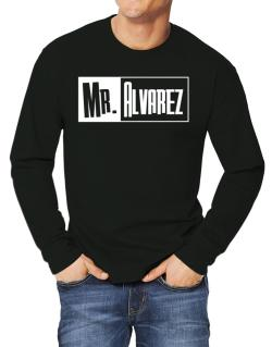 Mr. Alvarez Long-sleeve T-Shirt