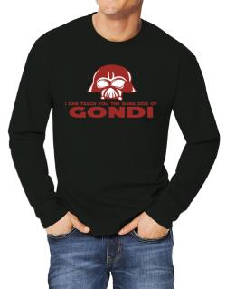 I Can Teach You The Dark Side Of Gondi Long-sleeve T-Shirt