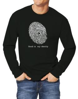 Gondi Is My Identity Long-sleeve T-Shirt