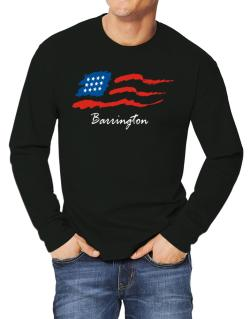 Barrington - Us Flag Long-sleeve T-Shirt