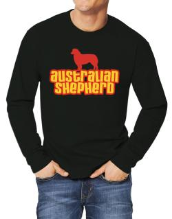 Breed Color Australian Shepherd Long-sleeve T-Shirt