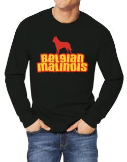 Breed Color Belgian Malinois Long-sleeve T-Shirt