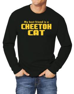 My Best Friend Is A Cheetoh Long-sleeve T-Shirt