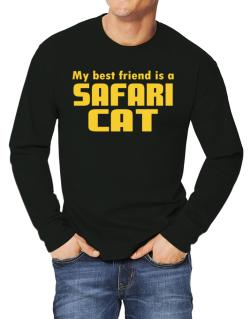 My Best Friend Is A Safari Long-sleeve T-Shirt