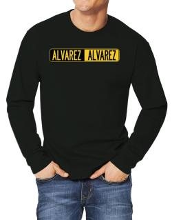 Negative Alvarez Long-sleeve T-Shirt
