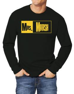 Mrs. Marsh Long-sleeve T-Shirt