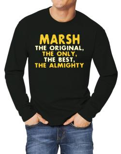 Marsh The Original Long-sleeve T-Shirt