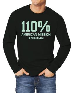 110% American Mission Anglican Long-sleeve T-Shirt