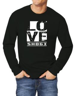 Love Shogi Long-sleeve T-Shirt