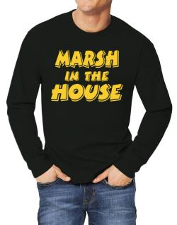 Marsh In The House Long-sleeve T-Shirt