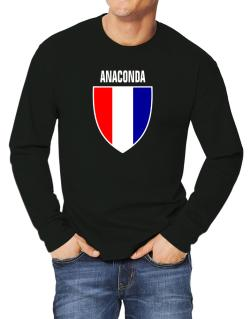 Anaconda Escudo Usa Long-sleeve T-Shirt