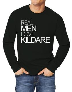 Real men love Kildare Long-sleeve T-Shirt