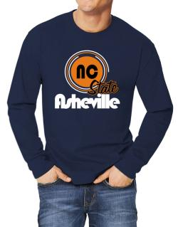Asheville - State Long-sleeve T-Shirt