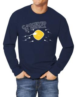 Conceived In Ribnica Long-sleeve T-Shirt