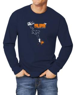 Calypso It Makes Me Feel Alive ! Long-sleeve T-Shirt