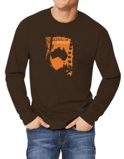 King Of Australia Long-sleeve T-Shirt