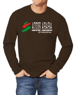 Brush Addis Ababa Long-sleeve T-Shirt