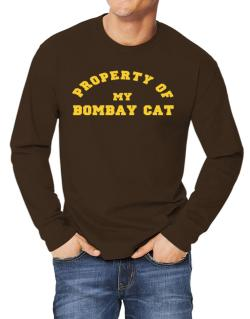 Property Of My Bombay Long-sleeve T-Shirt