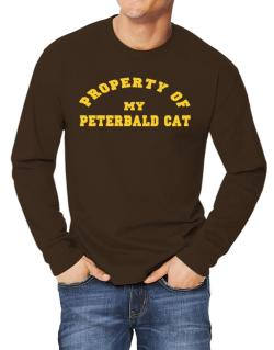 Property Of My Peterbald Long-sleeve T-Shirt