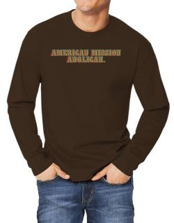 American Mission Anglican. Long-sleeve T-Shirt