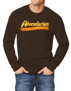 Abecedarian For A Reason Long-sleeve T-Shirt