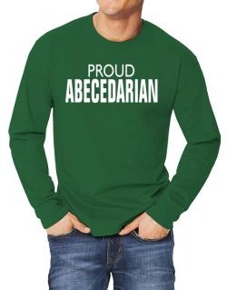 Proud Abecedarian Long-sleeve T-Shirt
