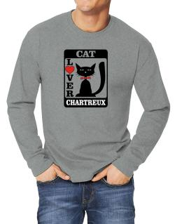 Cat Lover - Chartreux Long-sleeve T-Shirt