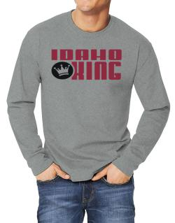 Idaho King Long-sleeve T-Shirt