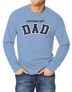 Footbag Net Dad Long-sleeve T-Shirt