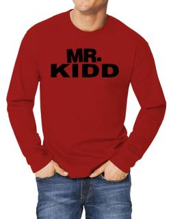 Mr. Kidd Long-sleeve T-Shirt