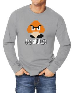 Bad Attitude Long-sleeve T-Shirt