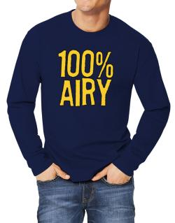 100% Airy Long-sleeve T-Shirt