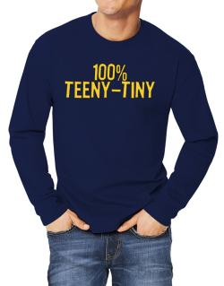 100% Teeny Tiny Long-sleeve T-Shirt