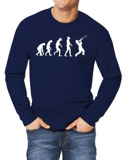 Trombone Evolution Long-sleeve T-Shirt