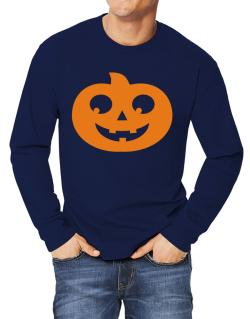 Belly pumpkin Long-sleeve T-Shirt