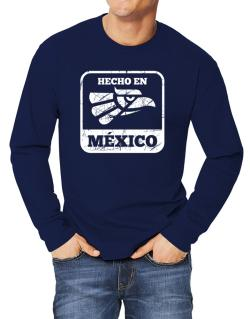 Hecho en Mexico Long-sleeve T-Shirt