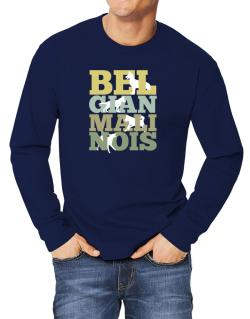 Belgian malinois Long-sleeve T-Shirt