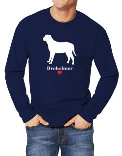 Broholmer love Long-sleeve T-Shirt