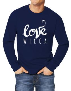 Love Wicca 2 Long-sleeve T-Shirt