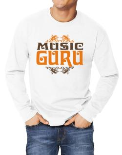 Music Guru Long-sleeve T-Shirt