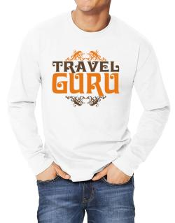 Travel Guru Long-sleeve T-Shirt