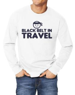 Black Belt In Travel Long-sleeve T-Shirt