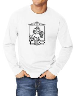 Leo Long-sleeve T-Shirt